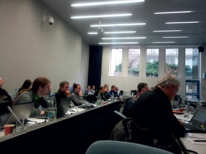 Over 40 WorldDMB members attended the 40th Technical Committee meeting that was held during the EBU Digital Radio Week