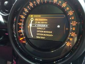 speedometer+display