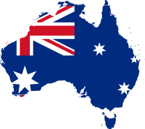 australia_flag_map