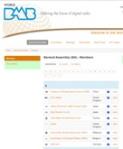 WorldDMB member-database