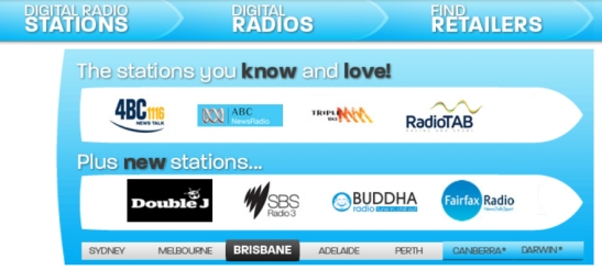 digital radio stations australia