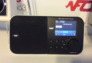 display-on-radio