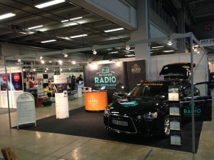Digital Radio Norway promoting DAB+ in the car