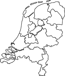 95% outdoor coverage in the Netherlands